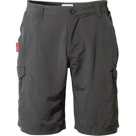 Craghoppers NosiLife Cargo Shorts Men, black pepper